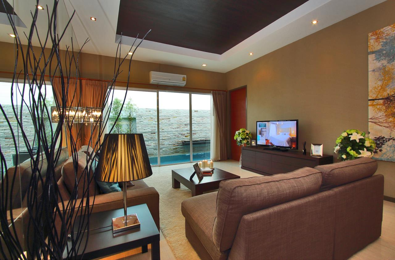 Real Estate in Pattaya Agency's 3 Bed Room - The Ville 2