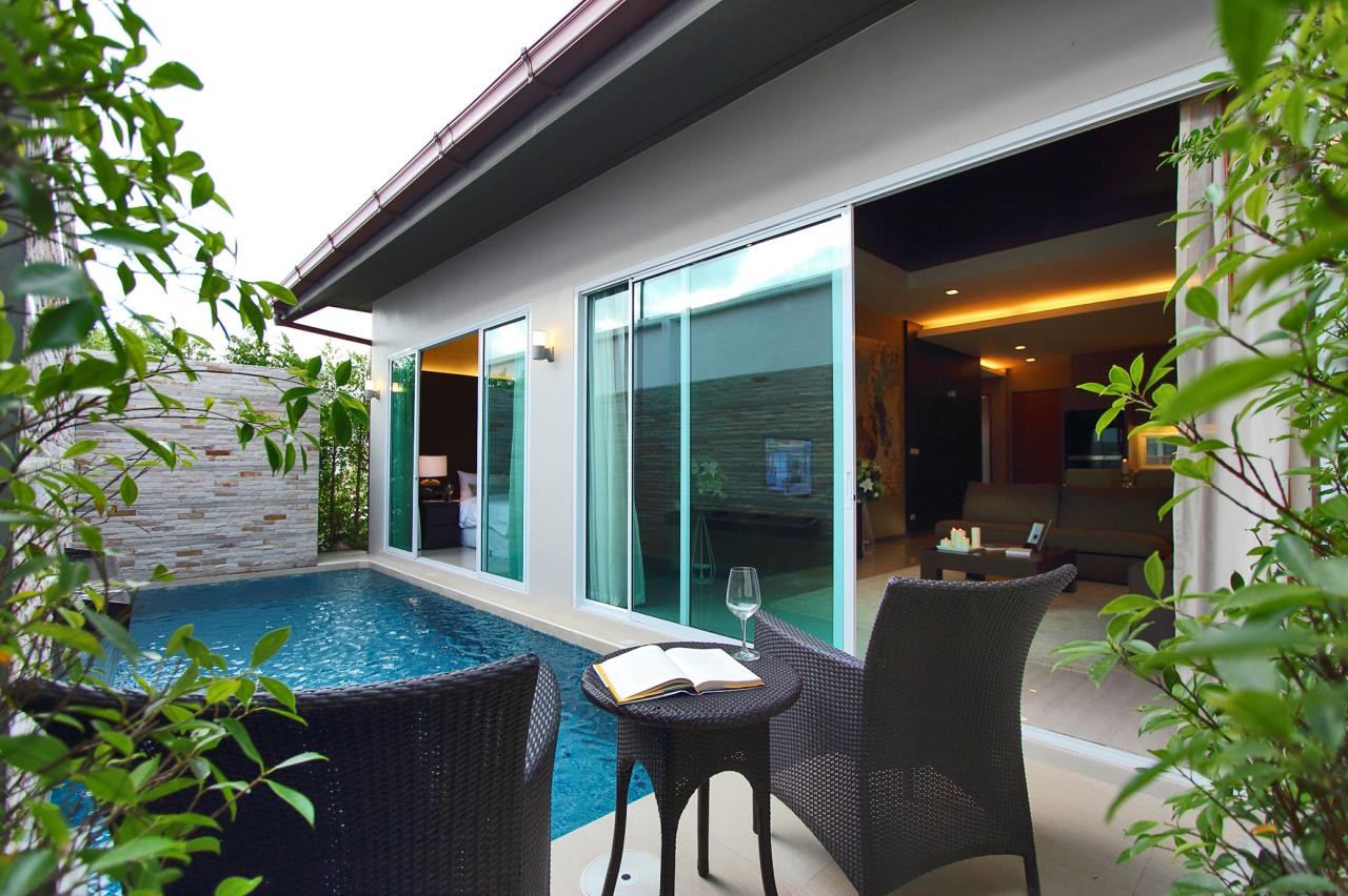 Real Estate in Pattaya Agency's 3 Bed Room - The Ville 11