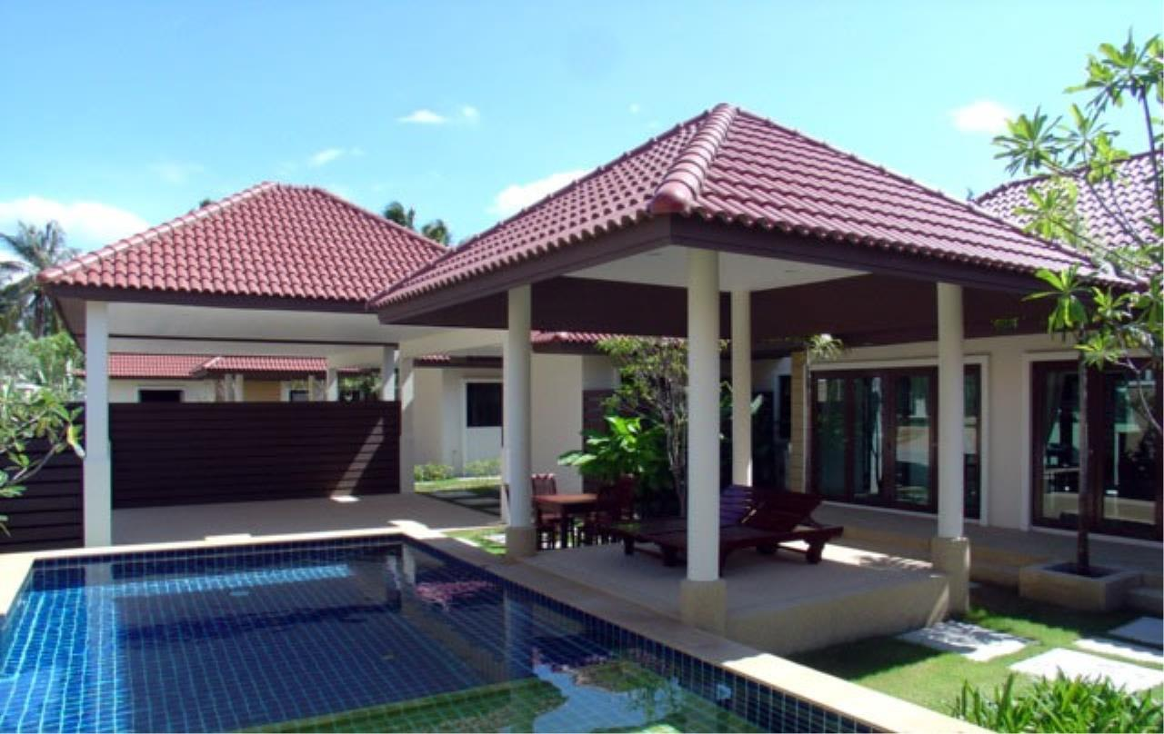 Real Estate in Pattaya Agency's 3 Bed Room - Private Pool House 13