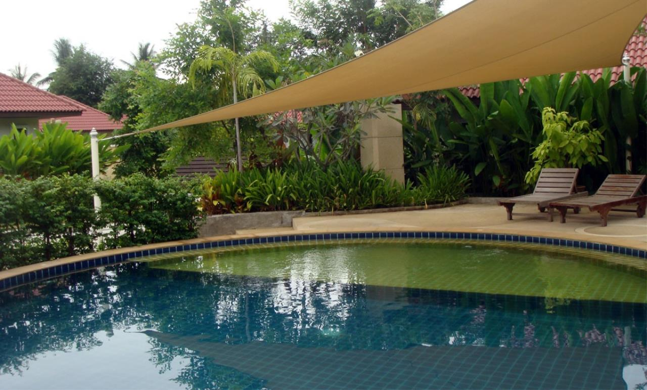 Real Estate in Pattaya Agency's 3 Bed Room - Private Pool House 17