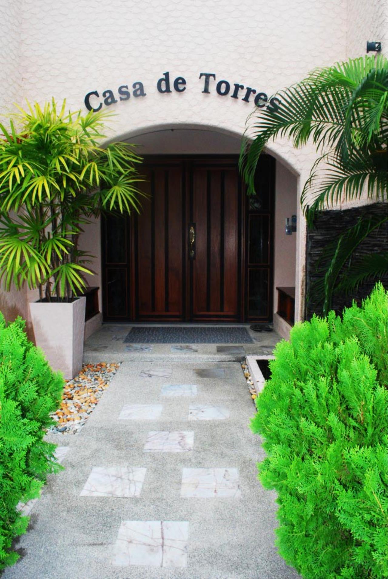 Real Estate in Pattaya Agency's 5 Bed Room - Casa de Torres Villa 24