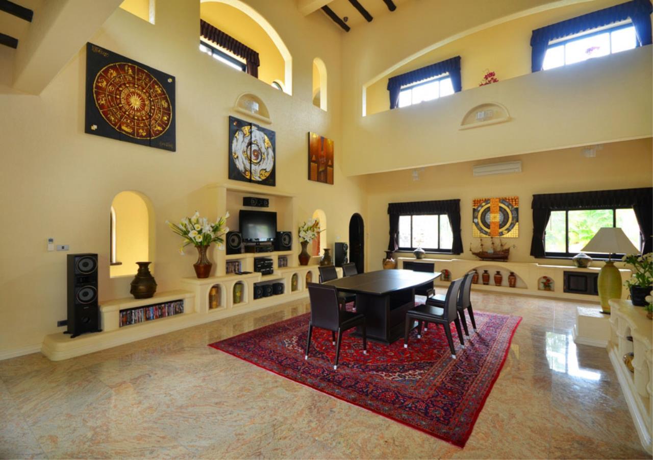 Real Estate in Pattaya Agency's 5 Bed Room - Casa de Torres Villa 16