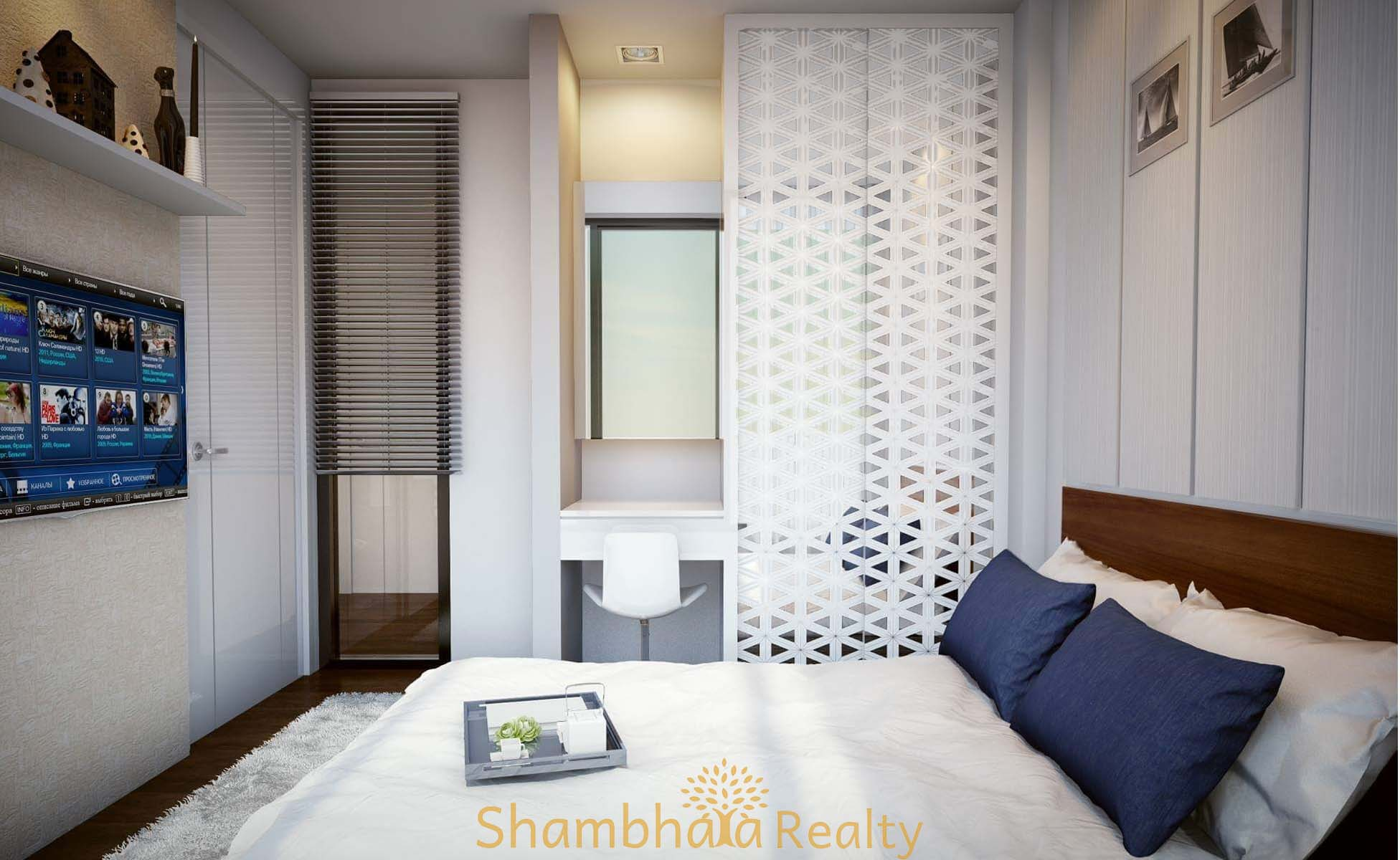 Shambhala Realty Agency's Amigo Grandeur Condominiums For Sale Pattaya 3