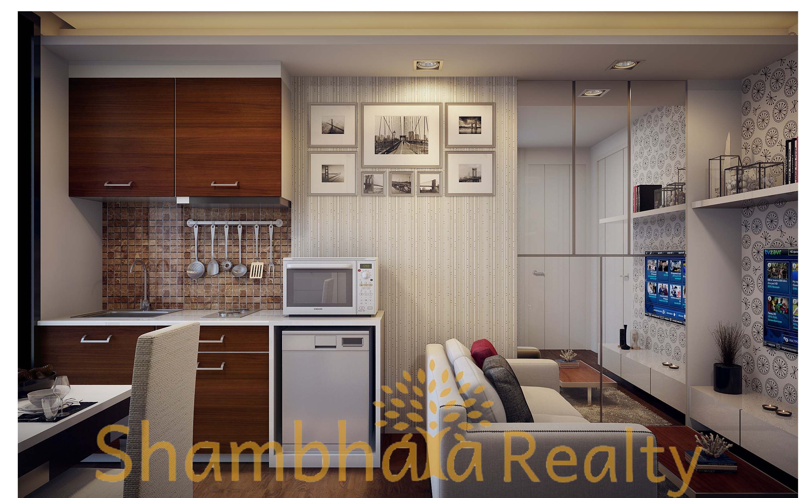 Shambhala Realty Agency's Amigo Grandeur Condominiums For Sale Pattaya 1