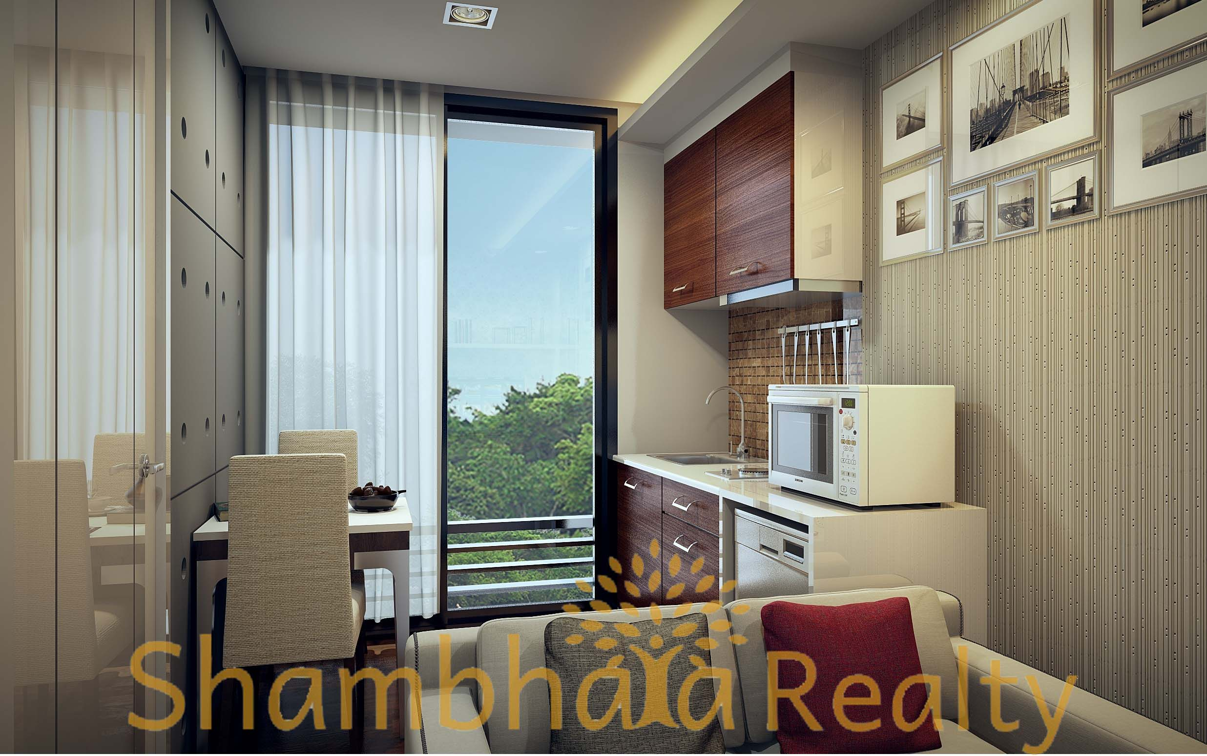 Shambhala Realty Agency's Amigo Grandeur Condominiums For Sale Pattaya 2