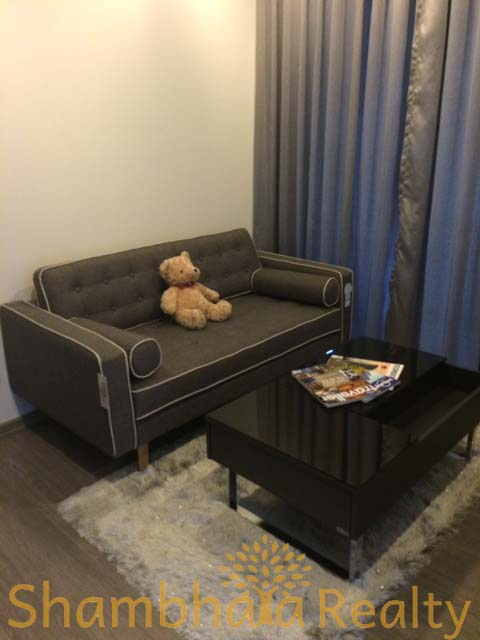 Shambhala Realty Agency's Nye by Sansiri For Rent 2
