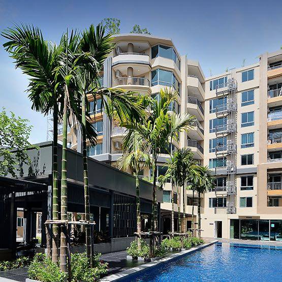 Shambhala Realty Agency's A fantastic investment at Rama 3, next to a New MRT Station 6