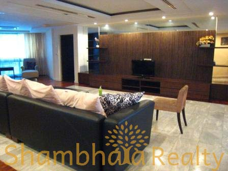 Shambhala Realty Agency's President Park For Rent 1
