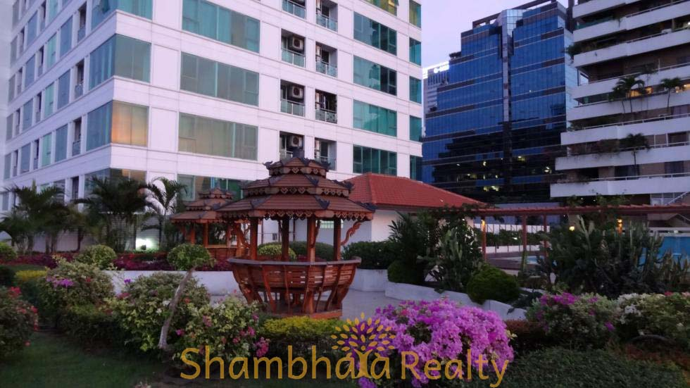 Shambhala Realty Agency's Sukhumvit Living Town For Rent 2