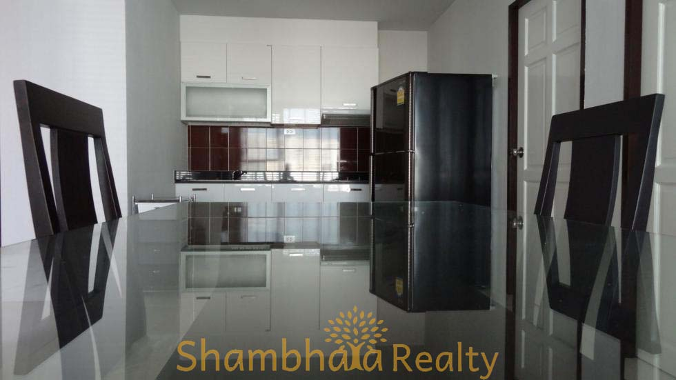 Shambhala Realty Agency's Sukhumvit Living Town For Rent 4