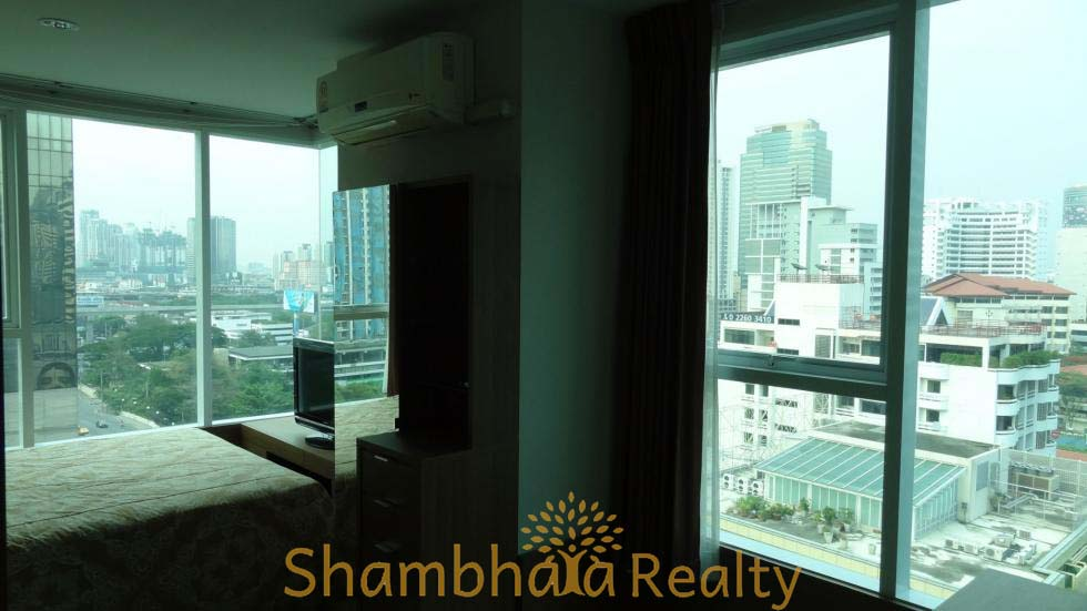 Shambhala Realty Agency's Sukhumvit Living Town For Rent 5