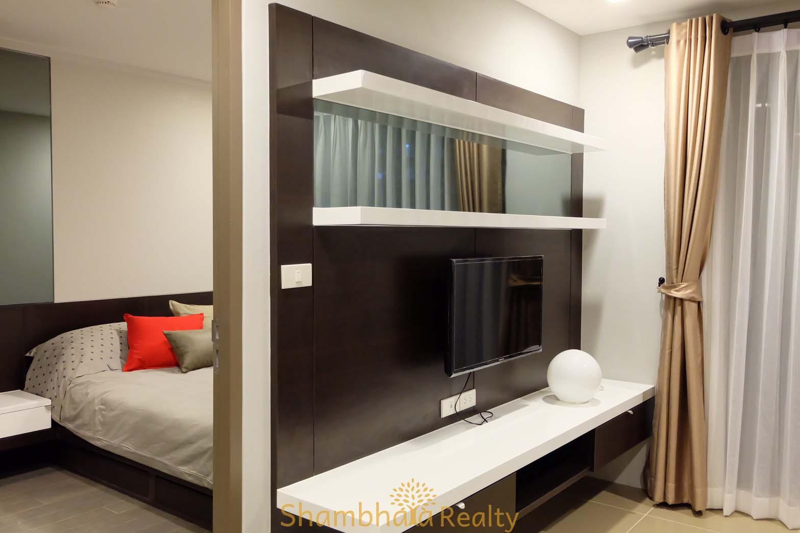Shambhala Realty Agency's Mirage Condo For Rent, BTS Asoke 1