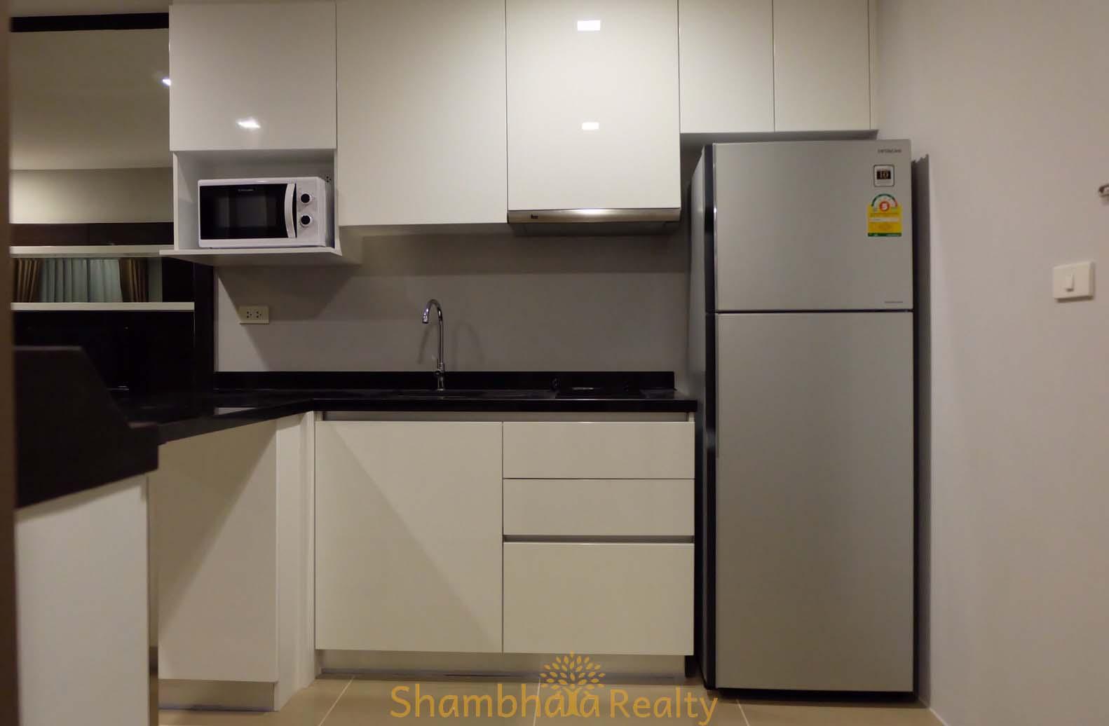 Shambhala Realty Agency's Mirage Condo For Rent, BTS Asoke 4