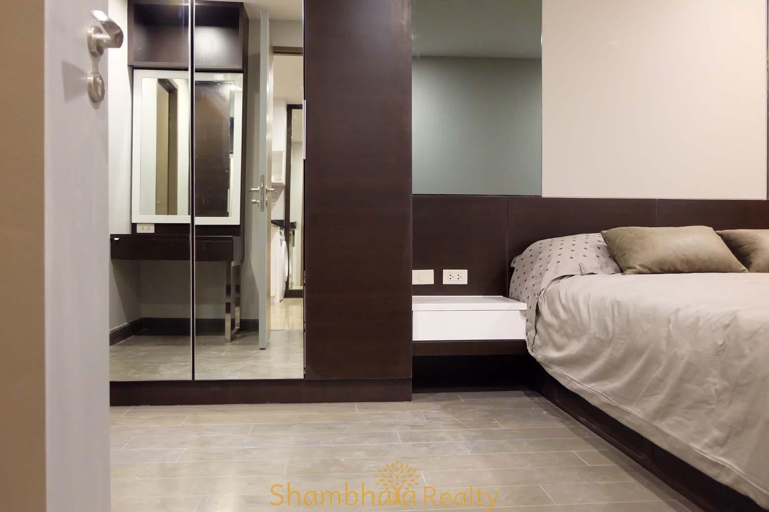 Shambhala Realty Agency's Mirage Condo For Rent, BTS Asoke 5