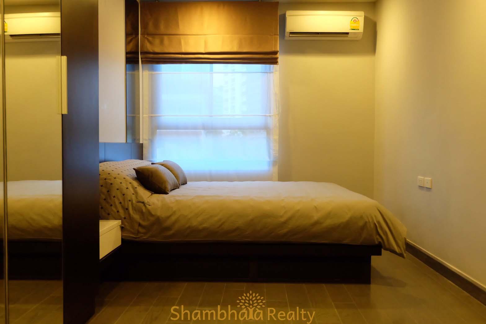 Shambhala Realty Agency's Mirage Condo For Rent, BTS Asoke 6