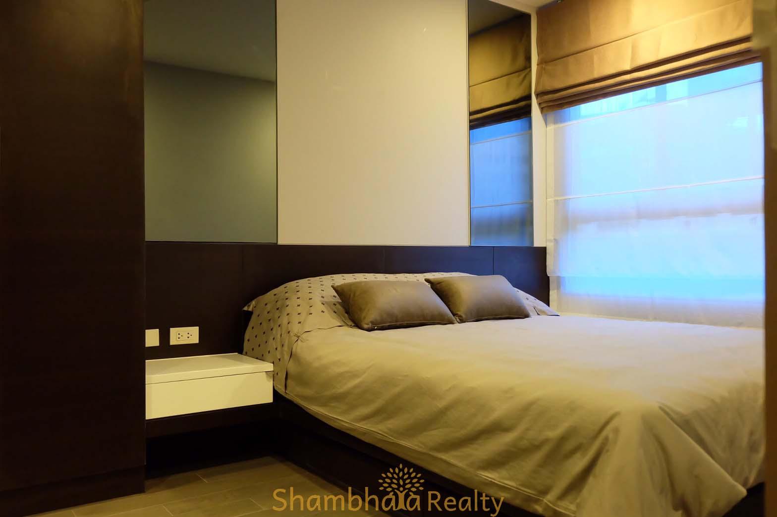 Shambhala Realty Agency's Mirage Condo For Rent, BTS Asoke 7