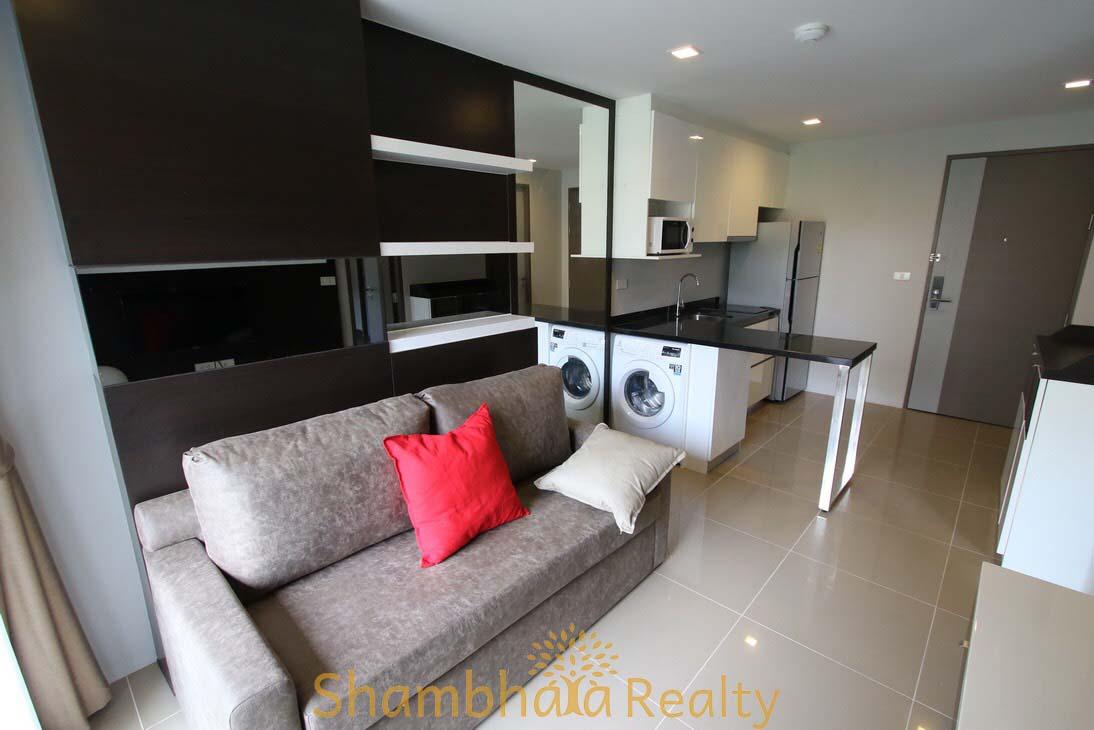 Shambhala Realty Agency's Mirage Condo For Rent, BTS Asoke 8