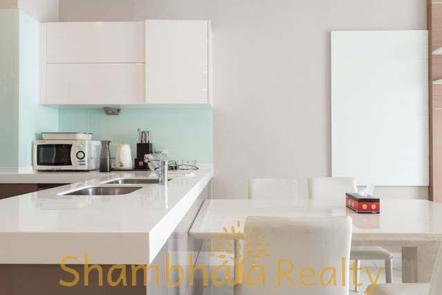 Shambhala Realty Agency's Q Langsuan For Rent 1