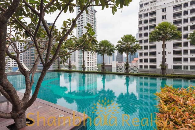 Shambhala Realty Agency's Q Langsuan For Rent 5