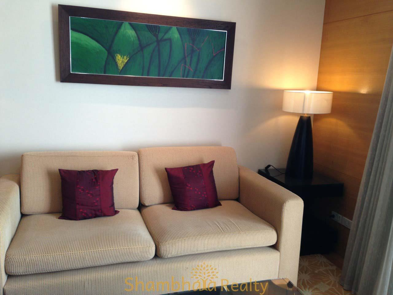 Shambhala Realty Agency's Urbana Sathorn Condominium for Sale/Rent in Sathorn 15