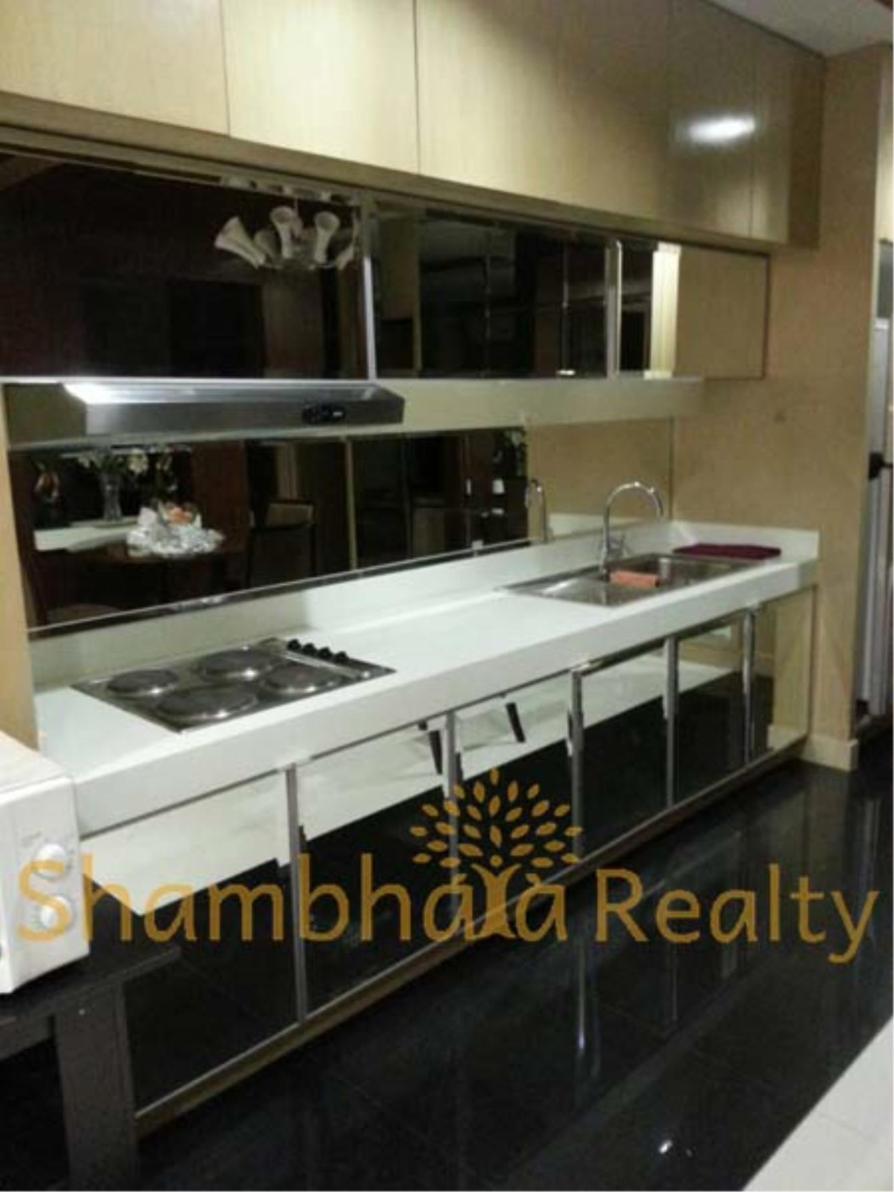 Shambhala Realty Agency's St.Louis Grand Terrace Condominium for Rent in Sathorn 6