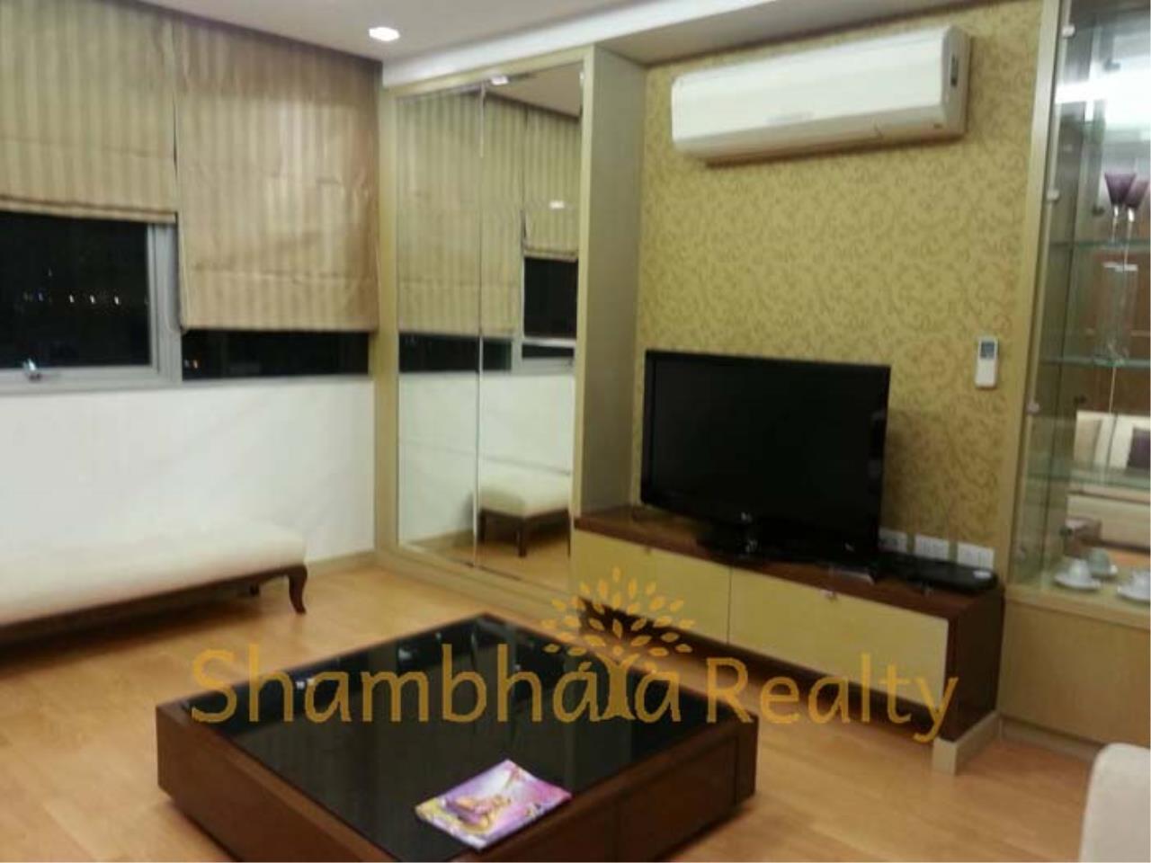 Shambhala Realty Agency's St.Louis Grand Terrace Condominium for Rent in Sathorn 3