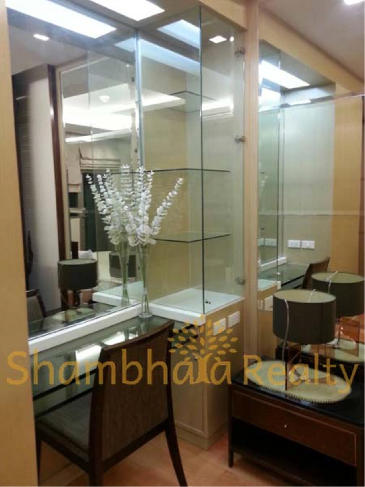 Shambhala Realty Agency's St.Louis Grand Terrace Condominium for Rent in Sathorn 5