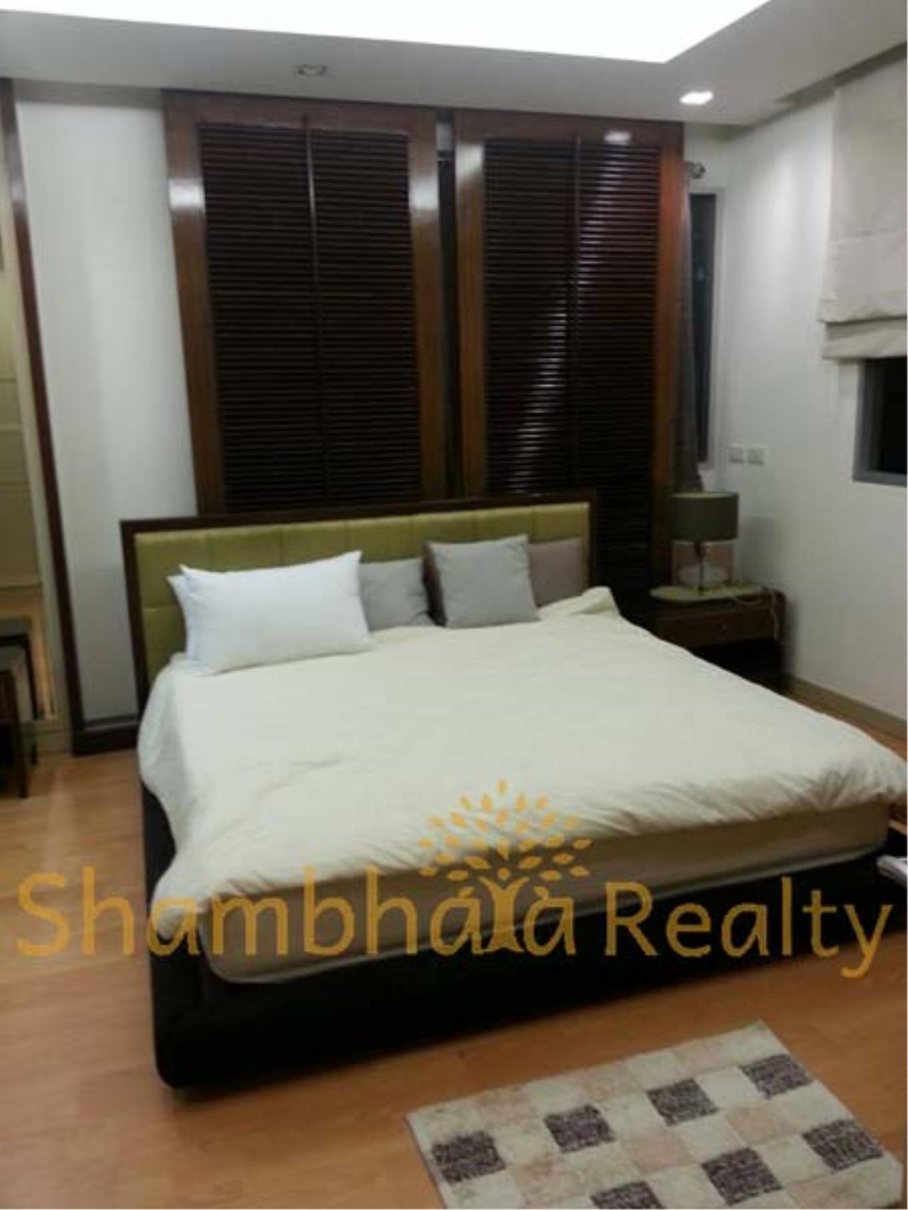 Shambhala Realty Agency's St.Louis Grand Terrace Condominium for Rent in Sathorn 4
