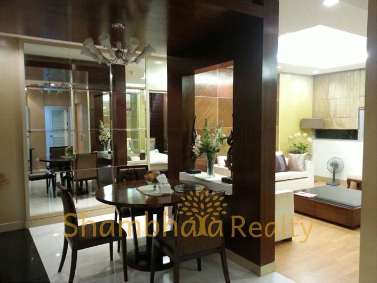 Shambhala Realty Agency's St.Louis Grand Terrace Condominium for Rent in Sathorn 1