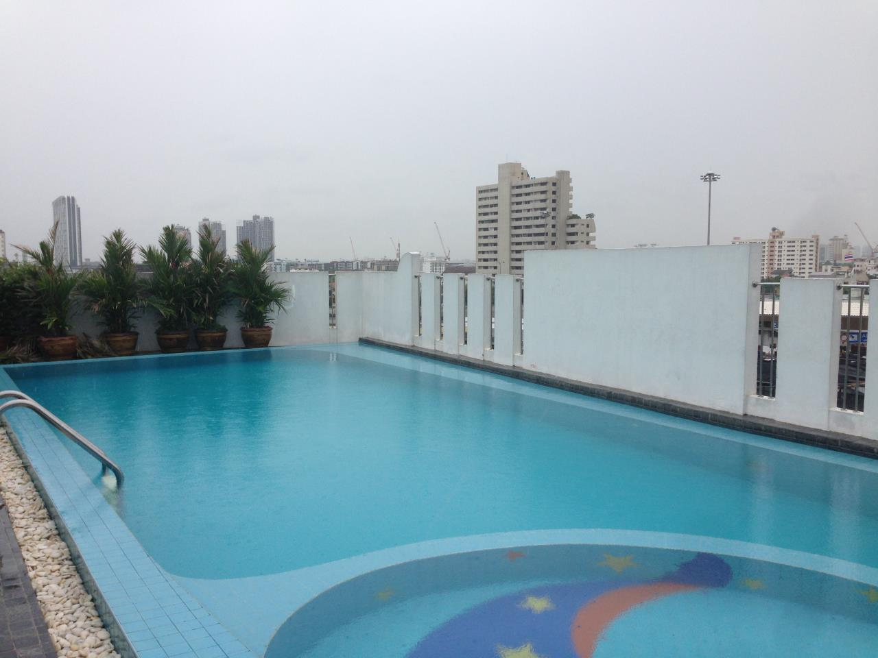 Shambhala Realty Agency's Pan Dao Place Condominium for Sale in Onnut 1