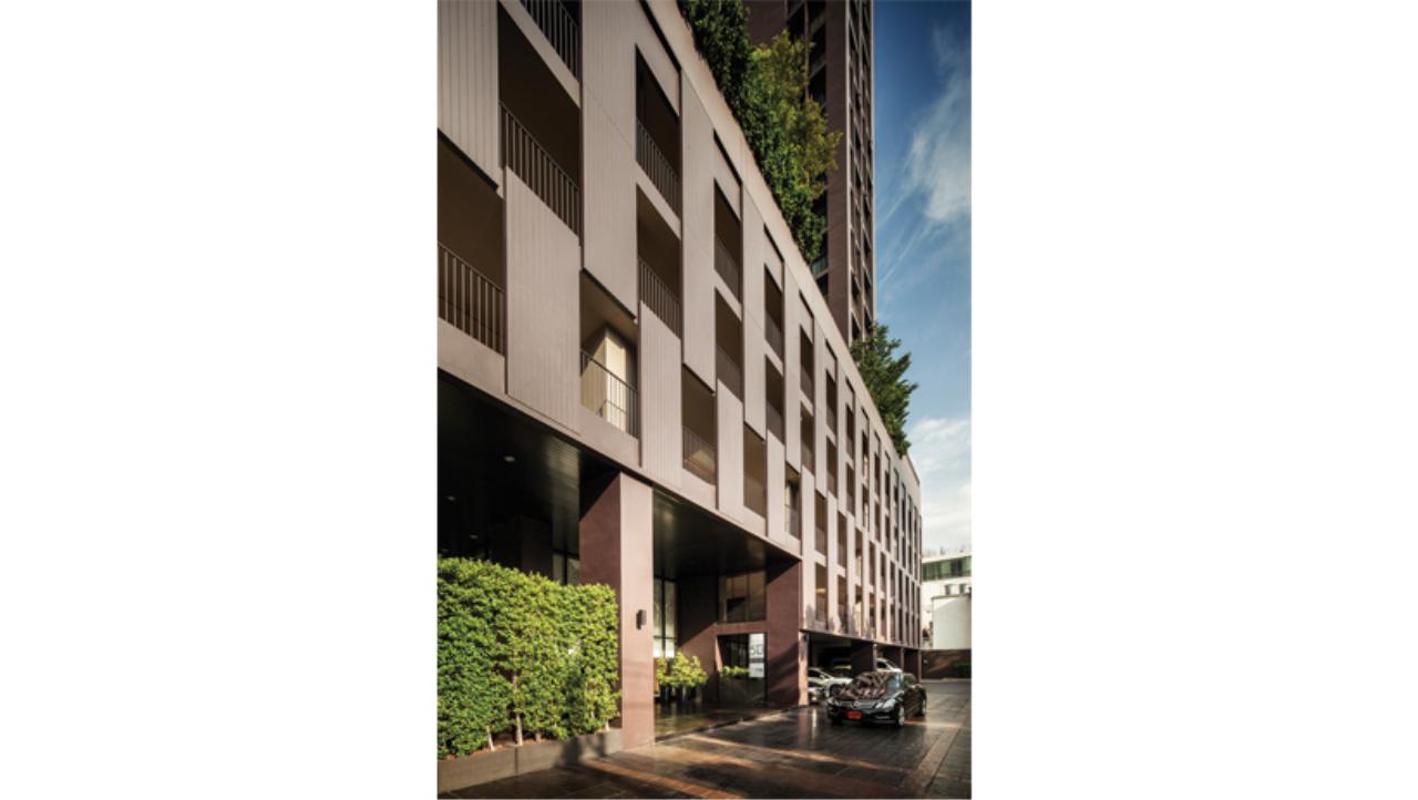 Shambhala Realty Agency's Noble Reveal Condominium for Rent in phrom pong 12