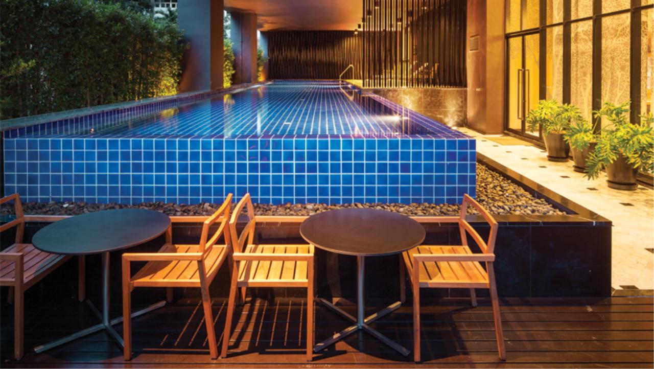 Shambhala Realty Agency's Noble Reveal Condominium for Rent in phrom pong 10