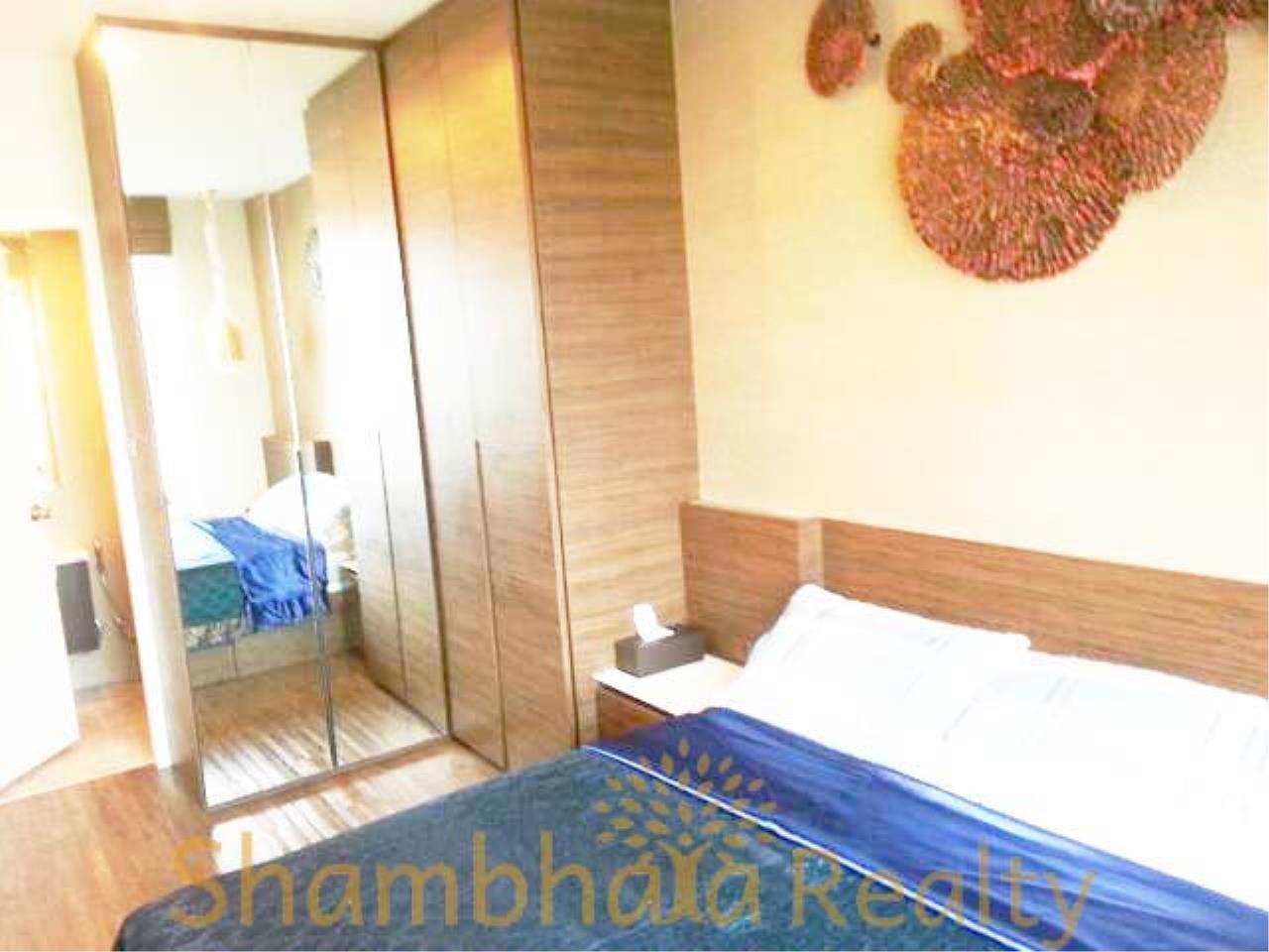 Shambhala Realty Agency's Villa Asoke Condominium for Rent in Petchaburi 4