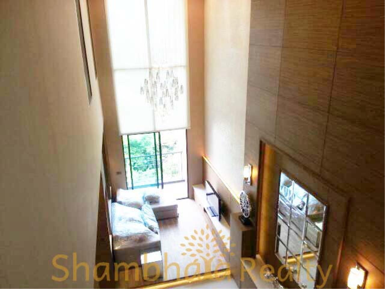 Shambhala Realty Agency's Villa Asoke Condominium for Rent in Petchaburi 2
