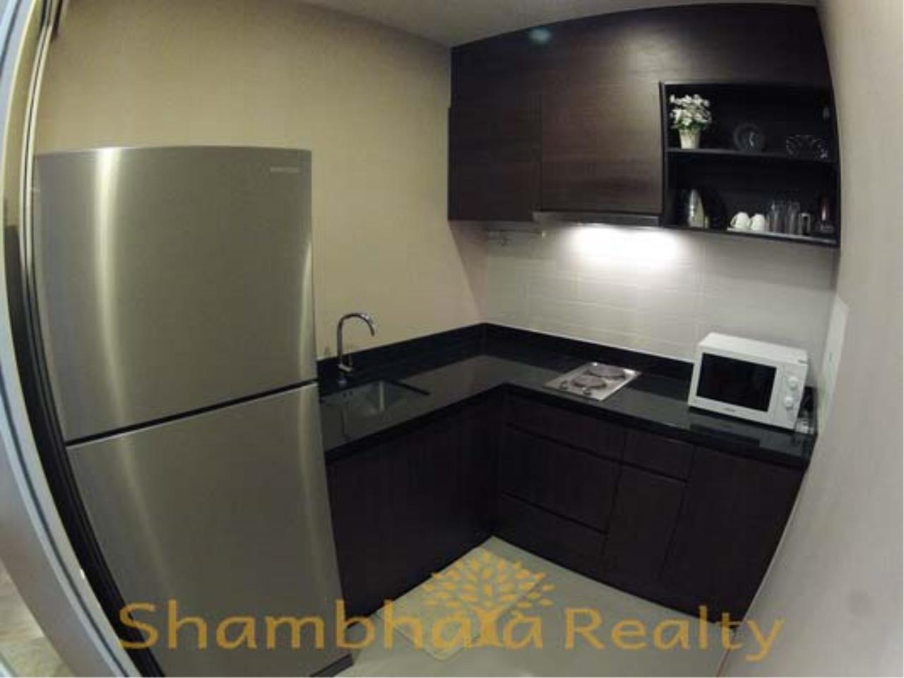 Shambhala Realty Agency's The Vertical Aree Condominium for Rent in Ari 10