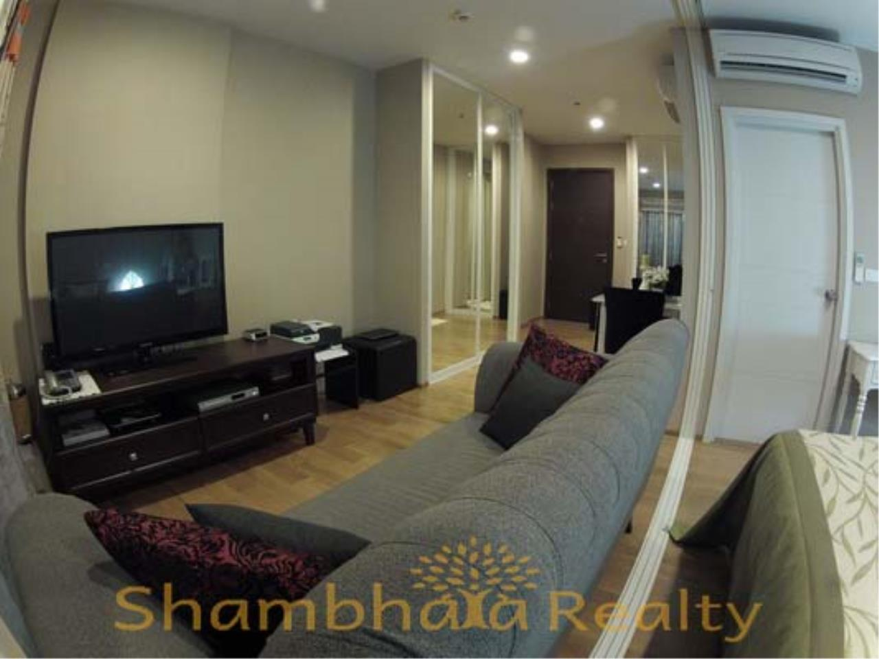 Shambhala Realty Agency's The Vertical Aree Condominium for Rent in Ari 4
