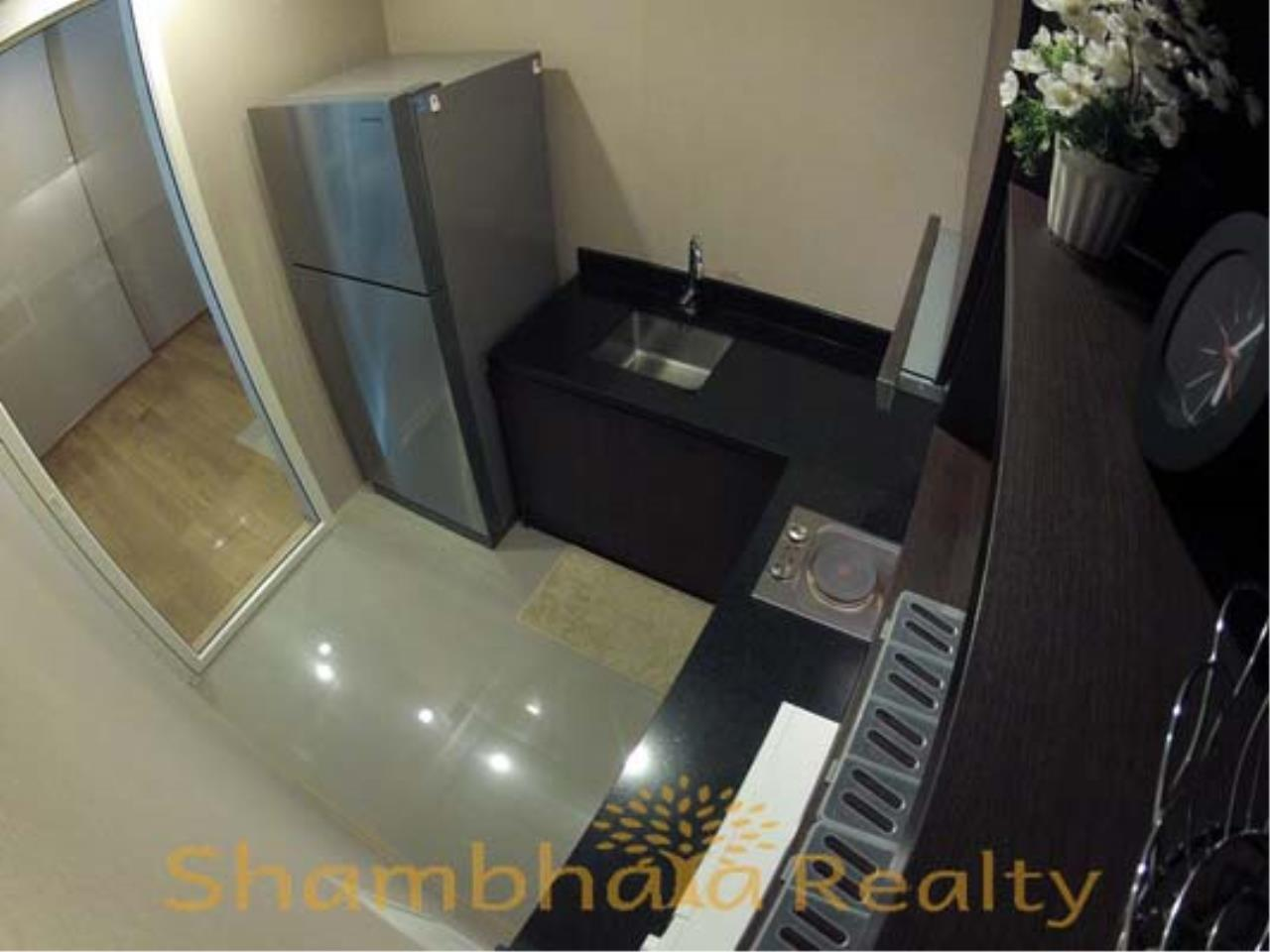 Shambhala Realty Agency's The Vertical Aree Condominium for Rent in Ari 7
