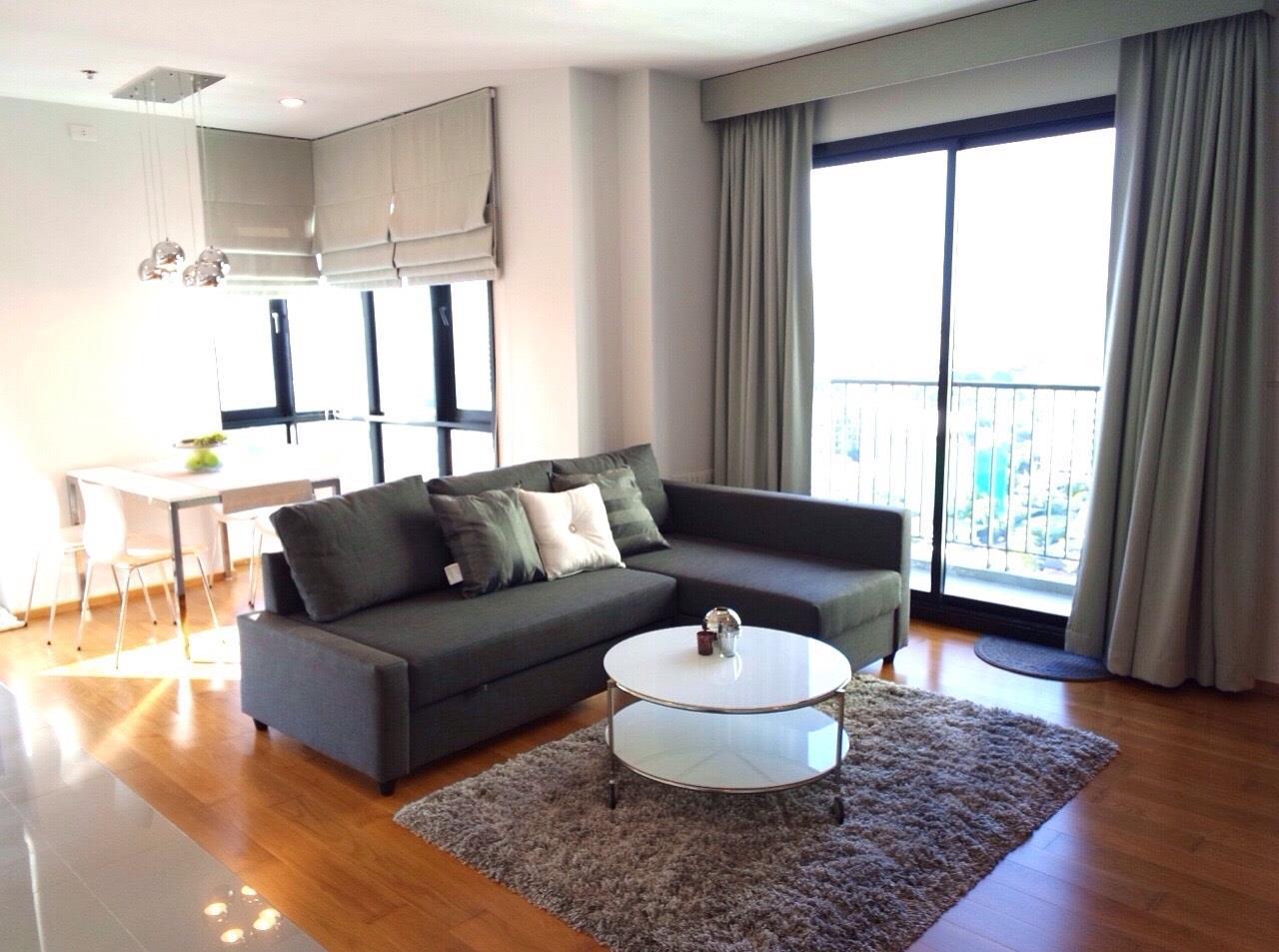 Shambhala Realty Agency's The Vertical Aree Condominium for Rent in Ari 1