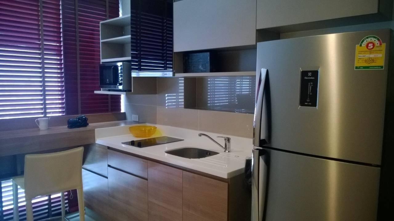 Shambhala Realty Agency's Rhythm Phahon-Ari Condominium for Rent in Ari 9