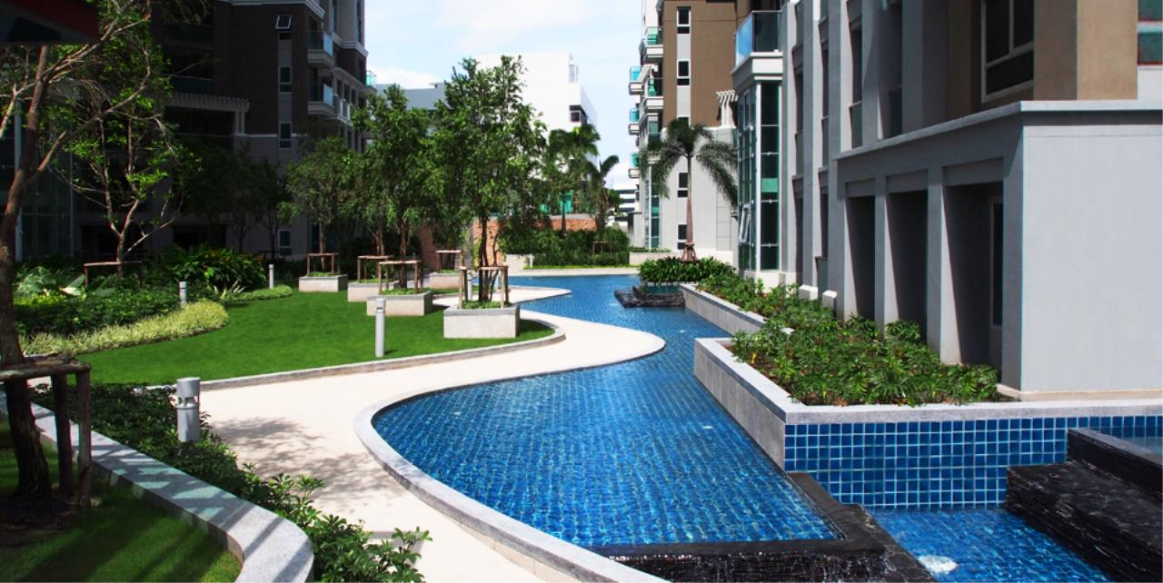 Shambhala Realty Agency's Belle Grand Rama 9 Condominium for Sale in Rama 9 14