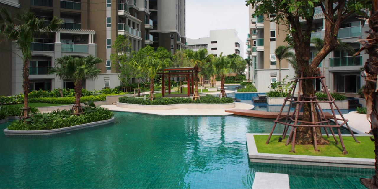 Shambhala Realty Agency's Belle Grand Rama 9 Condominium for Sale in Rama 9 8