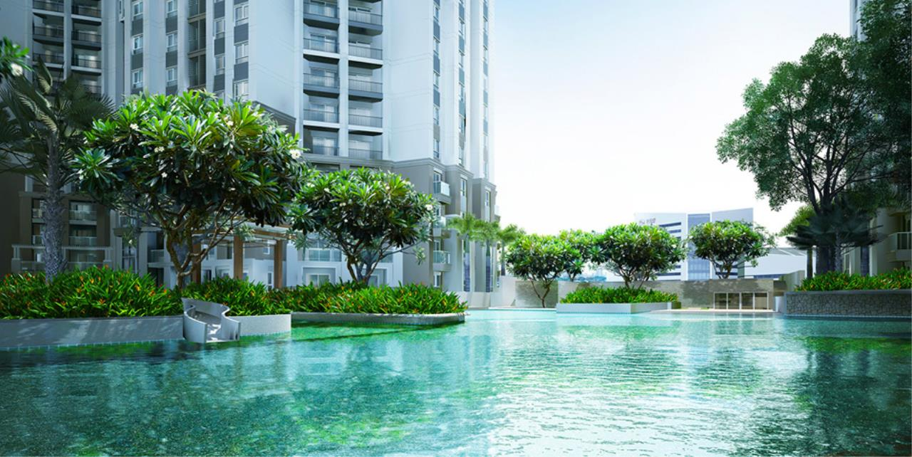 Shambhala Realty Agency's Belle Grand Rama 9 Condominium for Sale in Rama 9 12