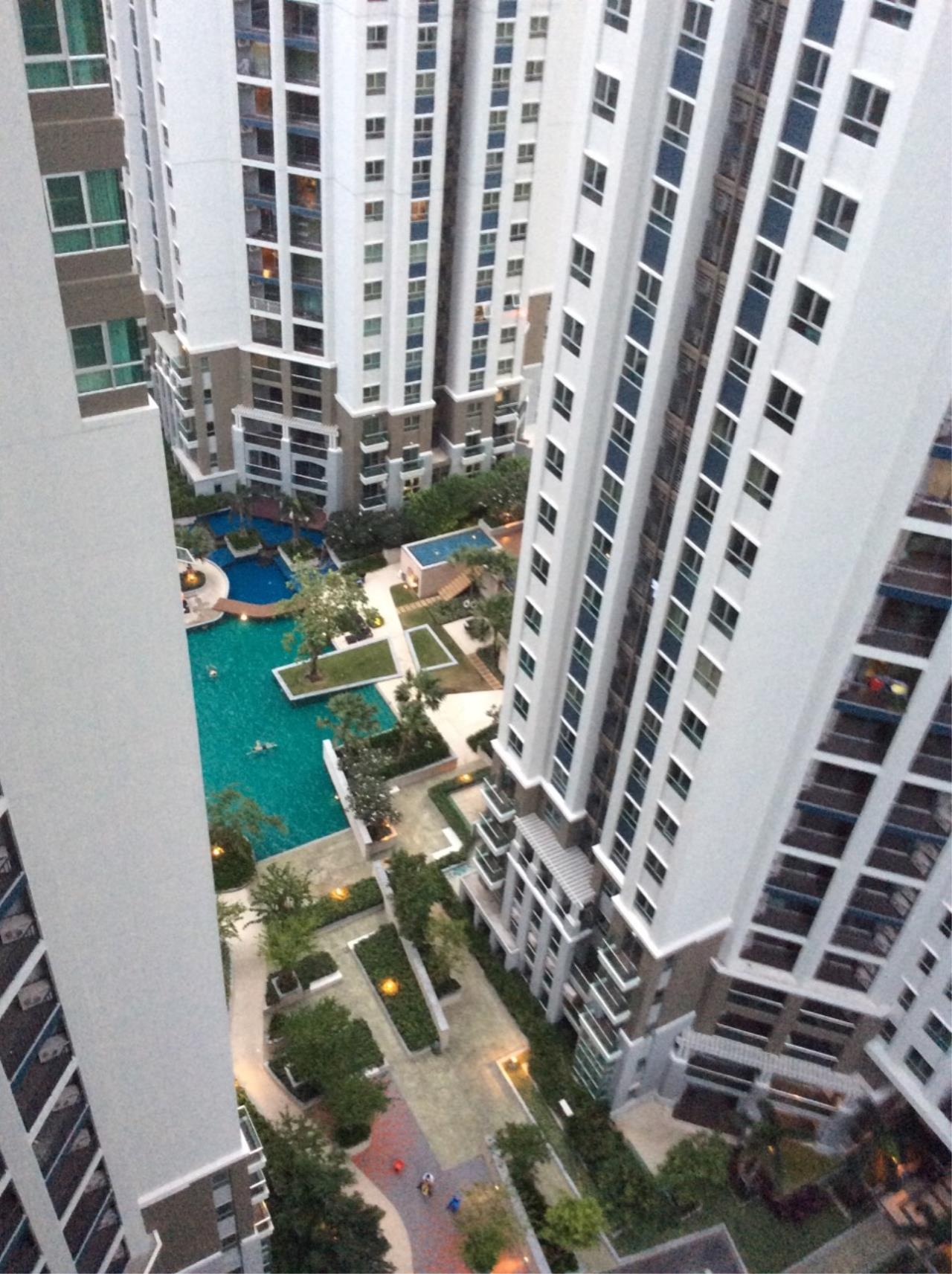 Shambhala Realty Agency's Belle Grand Rama 9 Condominium for Sale in Rama 9 10