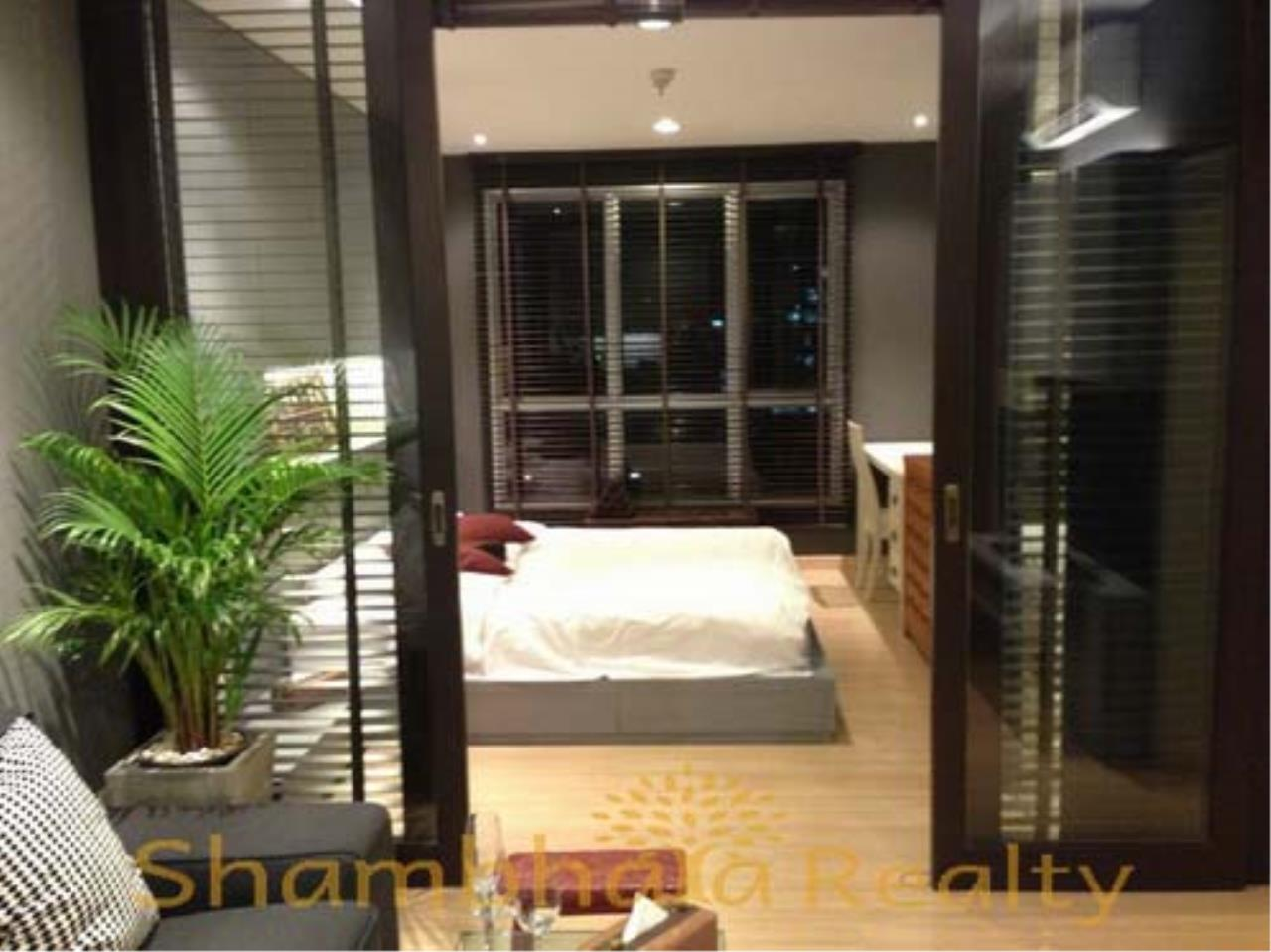 Shambhala Realty Agency's Life Sathorn Condominium for Sale in Sathorn 3