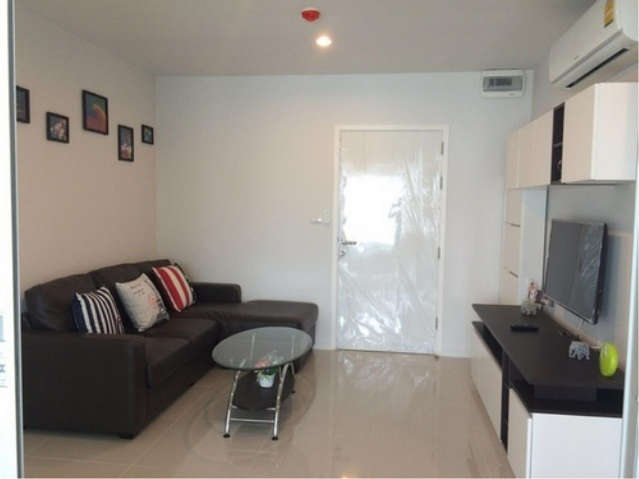 Shambhala Realty Agency's Aspire Rama 9 Condominium Condominium for Rent in Rama 9 1