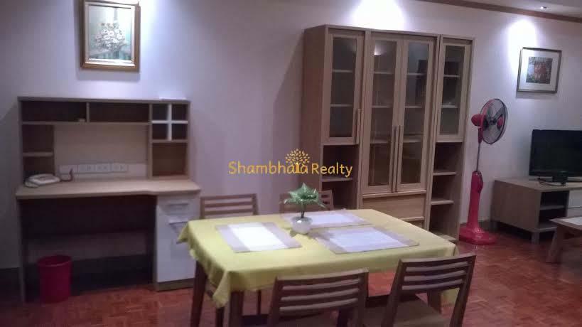 Shambhala Realty Agency's Prasamrnmit Condo At Asok 5