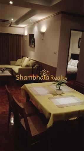 Shambhala Realty Agency's Prasamrnmit Condo At Asok 9