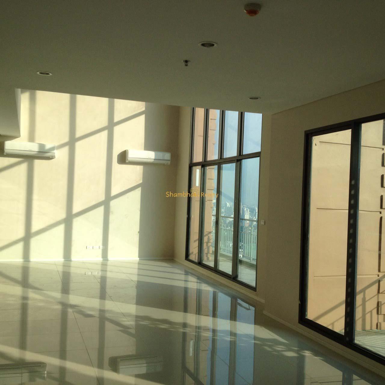 Shambhala Realty Agency's Big Villa Asok Penthouse Duplex  1