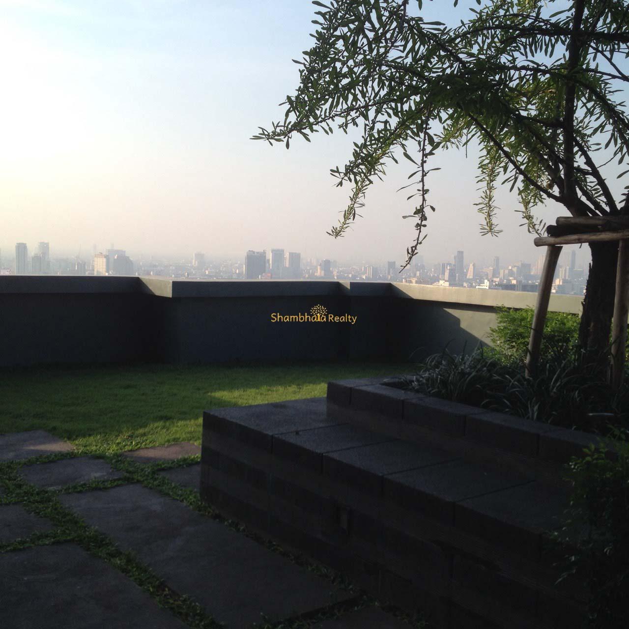 Shambhala Realty Agency's Big Villa Asok Penthouse Duplex  14