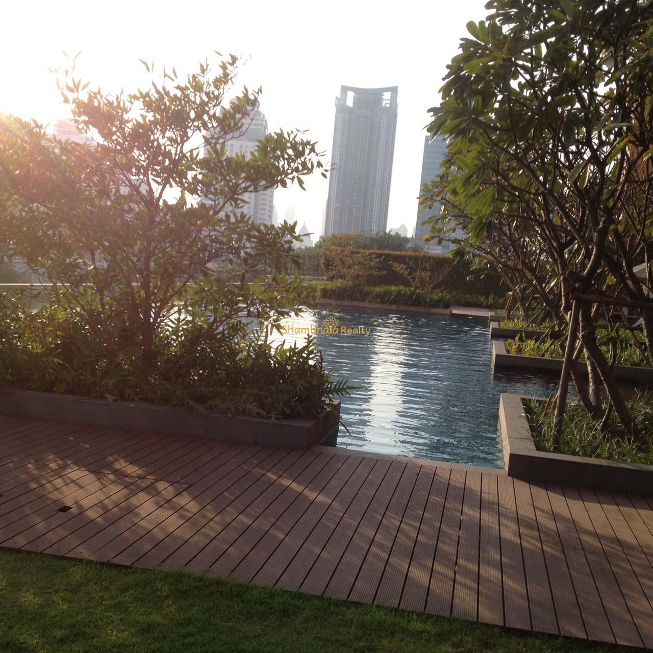 Shambhala Realty Agency's Big Villa Asok Penthouse Duplex  17